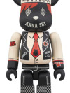 BE@RBRICK ANNA SUI 2013 100% BLACK