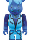 BE@RBRICK ANNA SUI 2013 100% BLUE