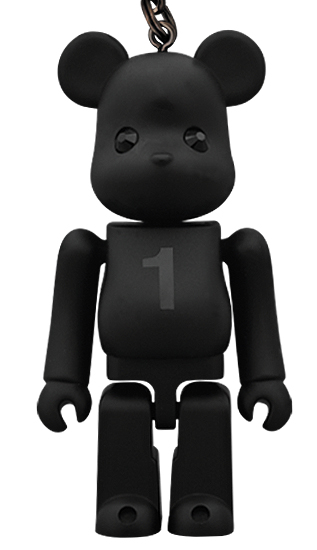 BE@RBRICK Birthday NOIR 70%