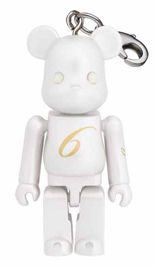 BE@RBRICK Birthday 2011 6月 70%