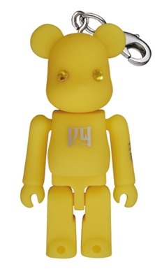 BE@RBRICK Birthday 2012 日本の伝統色 4月 70%