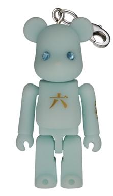 BE@RBRICK Birthday 2012 日本の伝統色 6月 70%