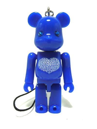 BE@RBRICK Birthday Happy AZUR 70%