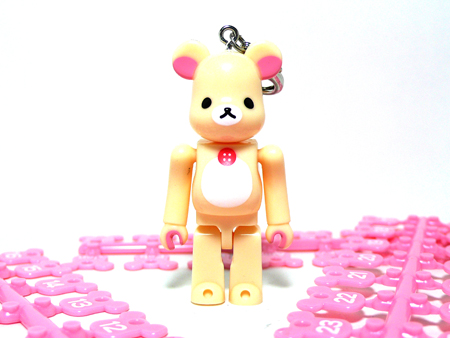 BE@RBRICK Birthday Happy コリラックマ 70%