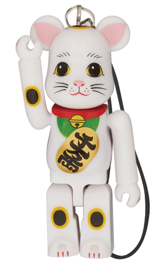 BE@RBRICK Birthday Happy 招き猫 70%