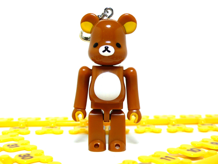 BE@RBRICK Birthday Happy リラックマ 70%