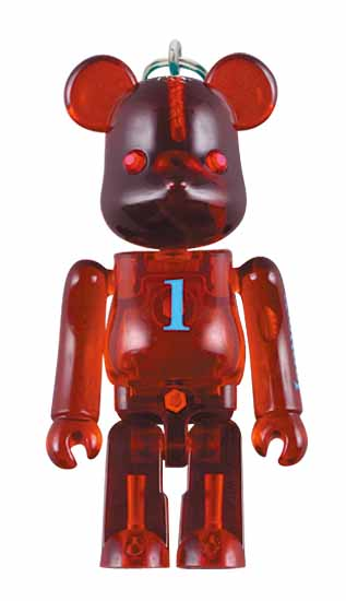 BE@RBRICK Birthday 1月 70%