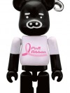 BE@RBRICK BooBo Pink Ribbon 70%