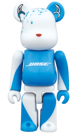 BE@RBRICK Bose Ice Blue