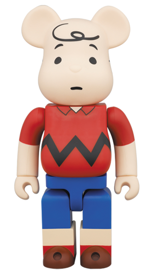 BE@RBRICK CHARLIE BROWN 400%