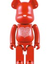BE@RBRICK 超合金 International Love Heart ver 200%