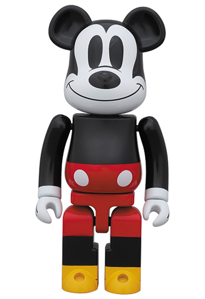 BE@RBRICK 超合金 MICKEY MOUSE ver 200%
