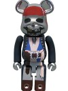 BE@RBRICK 超合金 Pirates of the Caribbean ver 200%