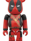 BE@RBRICK DEADPOOL 100%
