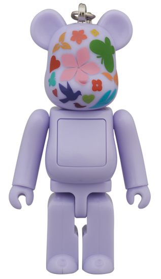 BE@RBRICK earth music & ecology LIGHT 150% LAVENDER