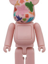 BE@RBRICK earth music & ecology LIGHT 150% PINK