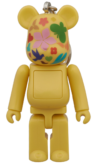 BE@RBRICK earth music & ecology LIGHT 150% YELLOW