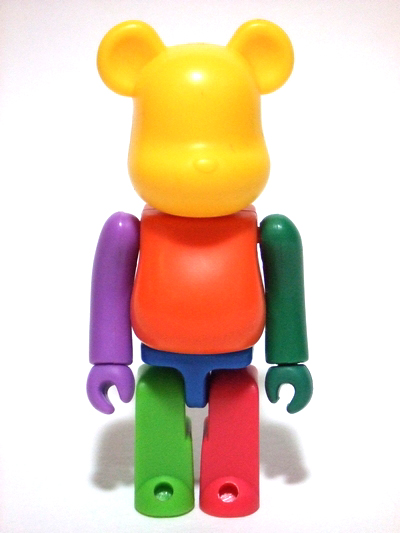 BE@RBRICK EATATE Rainbow7 1