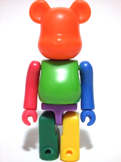 BE@RBRICK EATATE Rainbow7 3