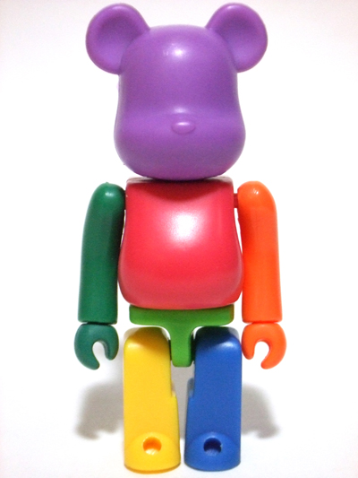 BE@RBRICK EATATE Rainbow7 4