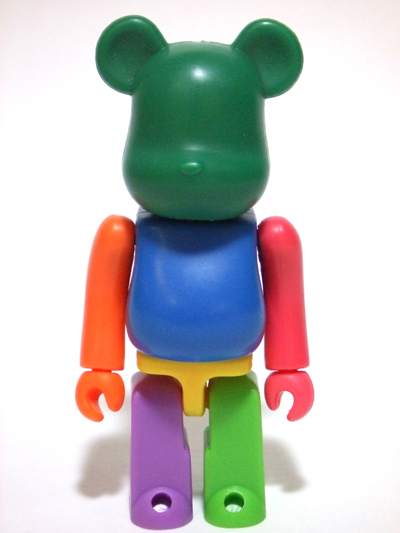 BE@RBRICK EATATE Rainbow7 5