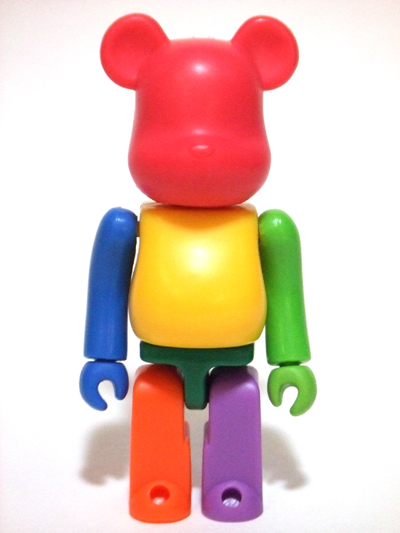 BE@RBRICK EATATE Rainbow7 6
