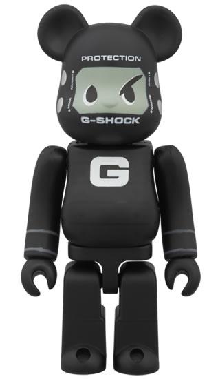 BE@RBRICK G-SHOCKMAN DW5600MT 100%