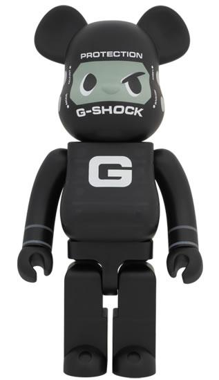 BE@RBRICK G-SHOCKMAN DW5600MT 1000%