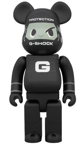 BE@RBRICK G-SHOCKMAN DW5600MT 400%