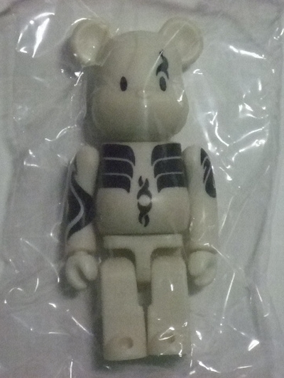BE@RBRICK GABBA WHITE