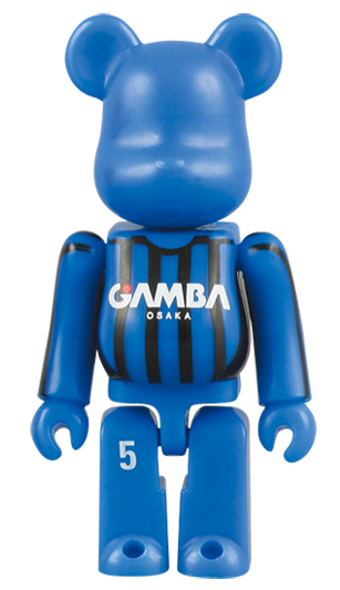 BE@RBRICK Gatorade ガンバ大阪 70%