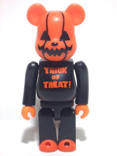 BE@RBRICK Halloween 2001 400%
