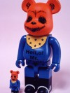 BE@RBRICK Valentine 2003 Barking love western 400%