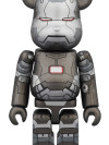 BE@RBRICK アイアンマン3 WAR MACHINE 100%