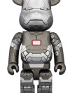 BE@RBRICK アイアンマン3 WAR MACHINE 400%
