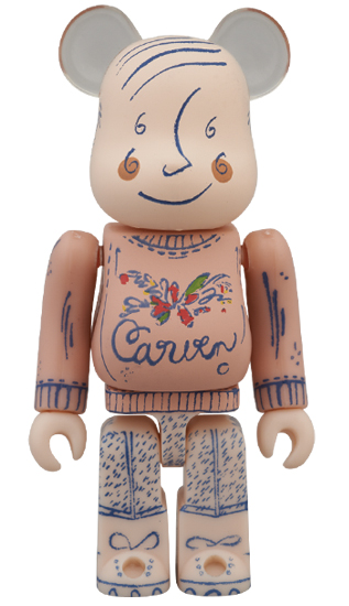 BE@RBRICK ISETAN MEN'S MEETS SPECIAL PRODUCT DESIGN CARVEN