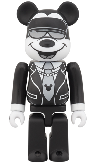 BE@RBRICK JOYRICH MICKEY MOUSE SUIT Ver.