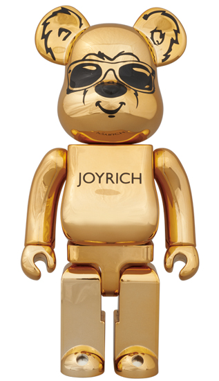 BE@RBRICK JOYRICH アロマディフューザー 400%