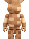 BE@RBRICK カリモク BRICK-STYLE TILES 400%