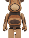 BE@RBRICK カリモク LAYERED WOOD 1000%