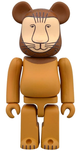 BE@RBRICK LISA LARSON LION