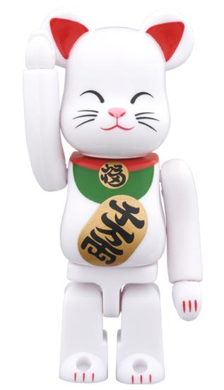 BE@RBRICK 招き猫 弐 100%