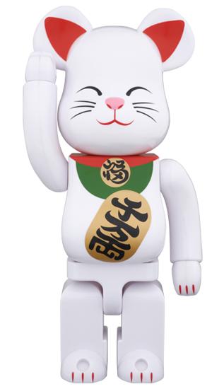 BE@RBRICK 招き猫 弐 400%