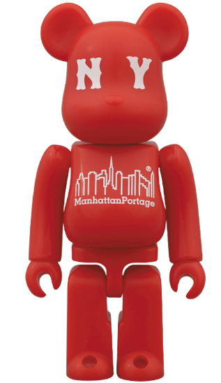 BE@RBRICK Manhattan Portage 30th Anniversary
