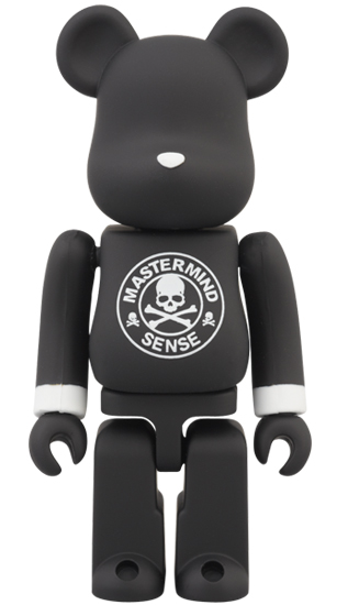 BE@RBRICK mastermind JAPAN SENSE 100%