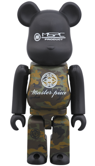 BE@RBRICK master-piece