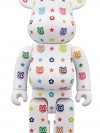 BE@RBRICK MULTI COLOR 400%