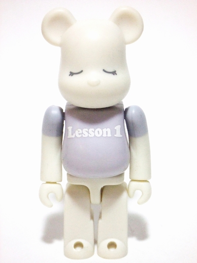 BE@RBRICK noodles LESSON 1