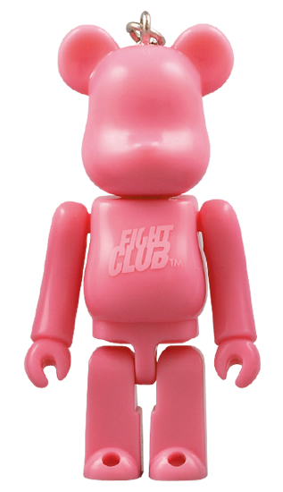 BE@RBRICK PEPSI NEX FOX ファイトクラブ 70%