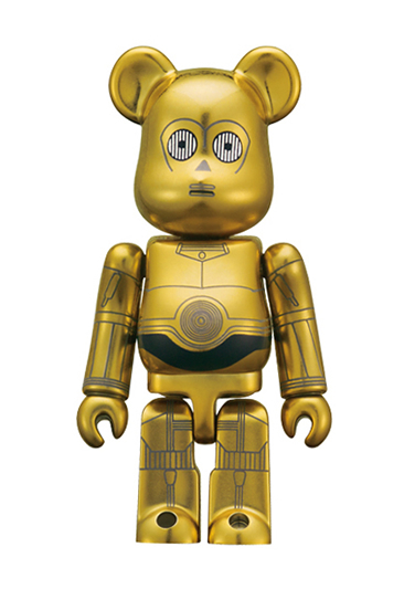 BE@RBRICK PEPSI NEX STAR WARS C-3PO 70%